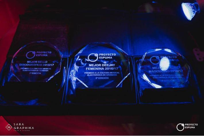 Nominados Mejor Club y Mejor Sala 2018/19 de Granada