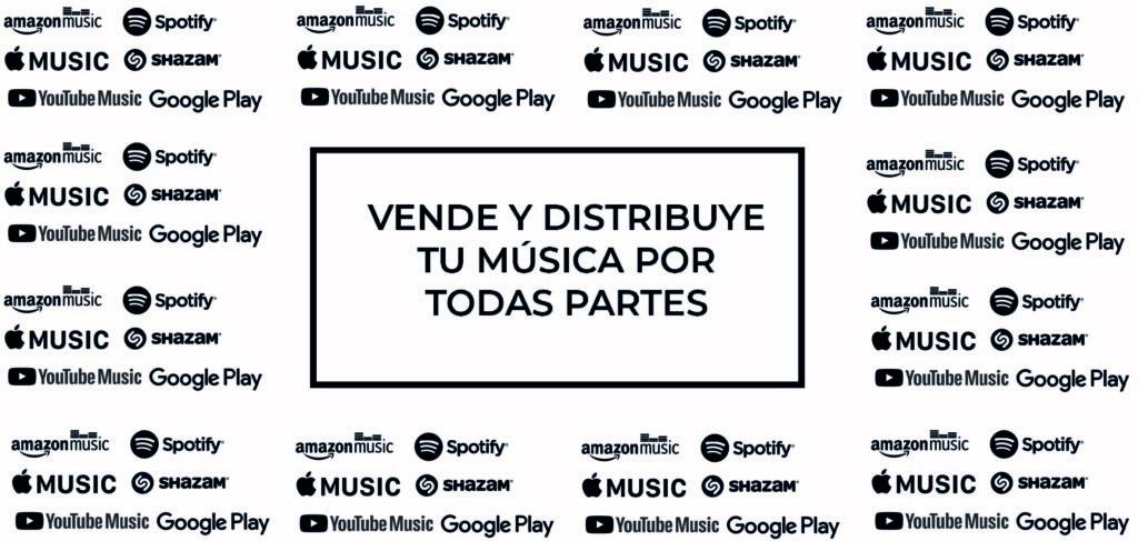 Como distribuir tu música por todas las plataformas sin sellos discográficos