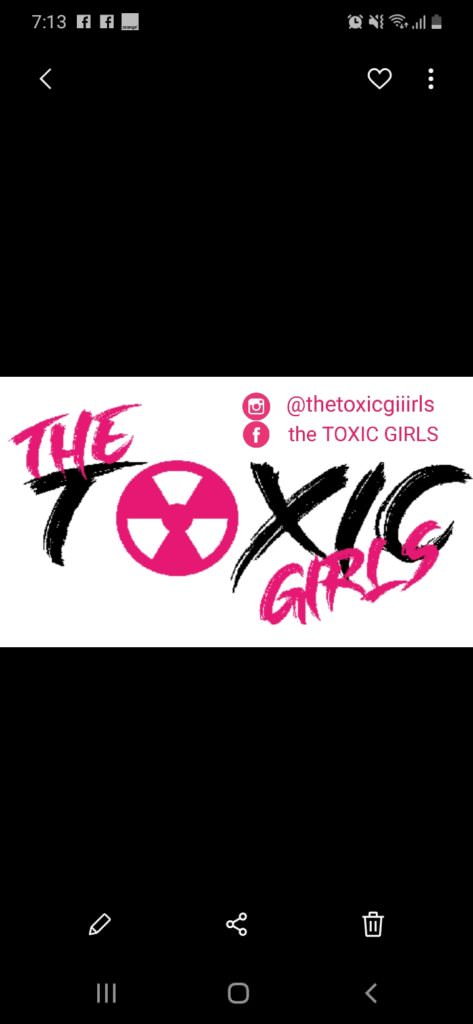 The toxic girls